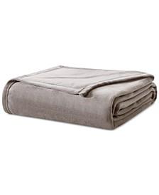 Liquid Velvet Fleece King Blanket
