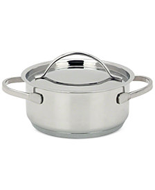 Demeyere 4-Pc. Stainless Steel Mini Dutch Oven Set