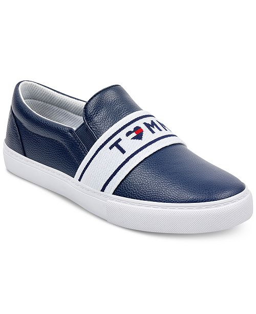 6a473c5f0fc4ba Tommy Hilfiger Lourena Slip-On Fashion Sneakers   Reviews - Sneakers ...