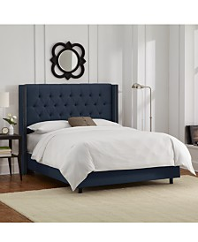 Martha Stewart Collection™ Bedford Collection Julian Bed, Quick Ship