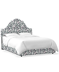 Martha Stewart Collection™ Bedford Collection Kingsley Bed, Quick Ship, Created For Macy's