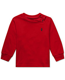 Polo Ralph Lauren Baby Boys Long-Sleeve T-Shirt