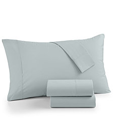 AirFeel Suvin Cotton 350 Thread Count 4-Pc. Queen Sheet Set