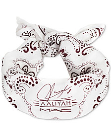 Receive a Complimentary Bandana with any MAC Aaliyah purchase