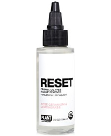 PLANT Apothecary Reset Organic Makeup Remover
