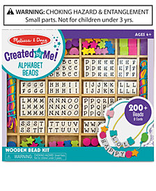 Melissa and Doug Toy, Wooden Stringing Beads