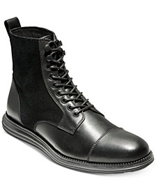 Cole Haan Men's Original Grand Cap-Toe II Boots