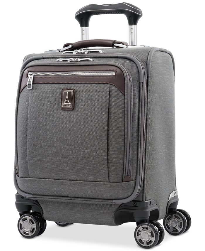 Travelpro - Platinum Elite Carry-On USB Spinner Tote