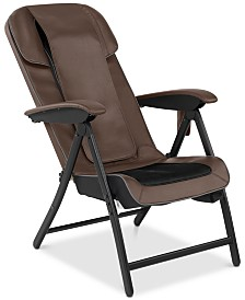 HoMedics Easy Lounge Shiatsu Chair