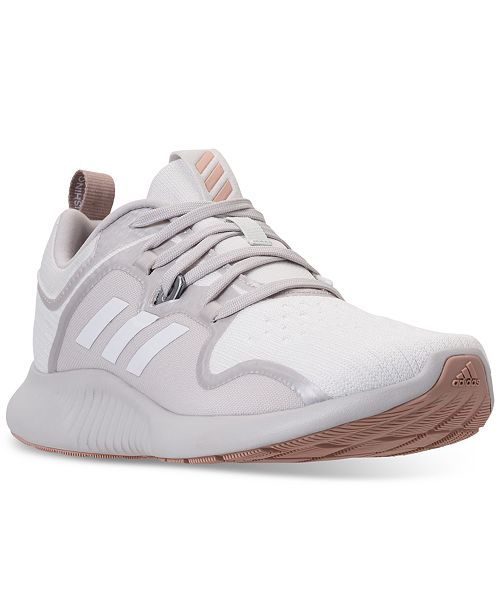 adidas Women's Edge Bounce from Sneakers Line Finish Running MVGzpUqS