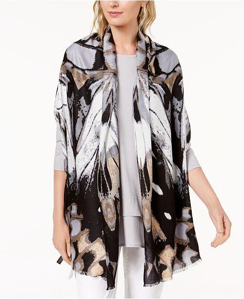 Butterfly N International Grey for Soft I INC Wrap Wing Concepts C Created Macy's wSBqxnpX