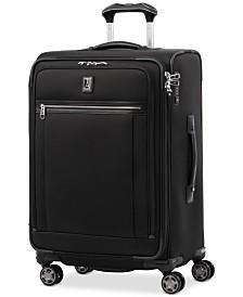 "Travelpro Platinum Elite 25"" Softside Spinner Suitcase"