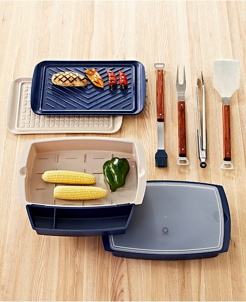 Martha Stewart Collection BBQ Collection, Created for Macy's