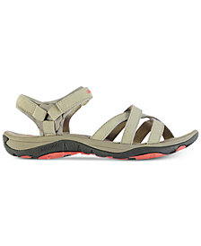 Karrimor Women's Salina Leather Hiking Sandals from Eastern Mountain Sports