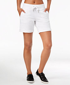 Calvin Klein Performance Cuffed Shorts