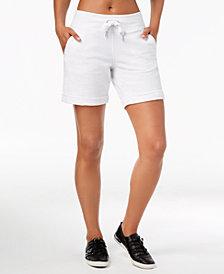 Calvin Klein Performance Cuffed Shorts