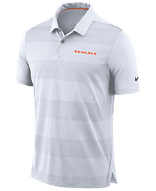 Nike Men's Cincinnati Bengals Early Season Polo