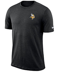 Nike Men's Minnesota Vikings Coaches T-Shirt