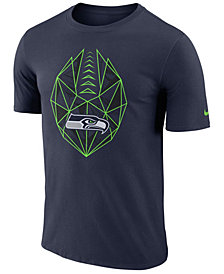 Nike Men's Seattle Seahawks Icon T-Shirt