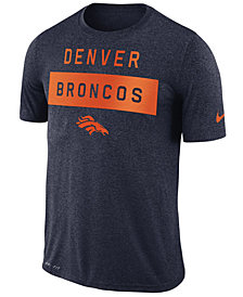 Nike Men's Denver Broncos Legend Lift T-Shirt