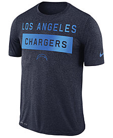 Nike Men's Los Angeles Chargers Legend Lift T-Shirt