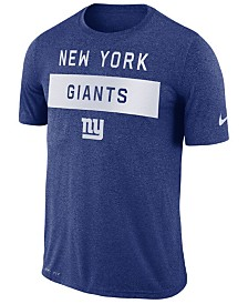 Nike Men's New York Giants Legend Lift T-Shirt