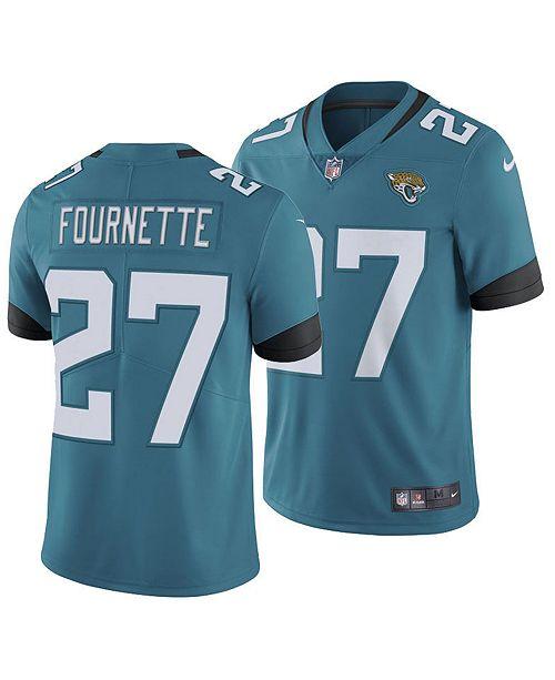 Nike Men's Leonard Fournette Jacksonville Jaguars Vapor Untouchable Limited Jersey