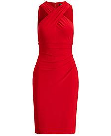 Lauren Ralph Lauren Crisscross Dress