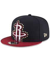 on sale d92bf 7c868 New Era Houston Rockets XL AMERICANA 9FIFTY Snapback Cap