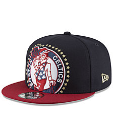 New Era Boston Celtics XL AMERICANA 9FIFTY Snapback Cap