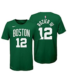 Nike Terry Rozier Boston Celtics Icon Name and Number T-Shirt, Big Boys (8-20)