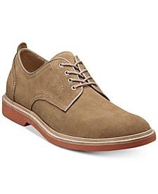 Men's Bucktown Plain-Toe Oxfords