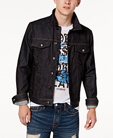 GUESS Men's Rex Denim Jacket