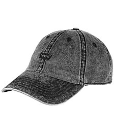 Levi's® Men's Twill Enzyme Washed Baseball Cap