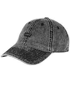 Levi's® Men's Twill Enzyme Washed Baseball Cap
