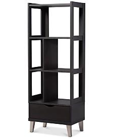 Erisenda Bookcase, Quick Ship