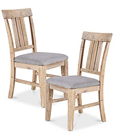 Tanner Side Chair (Set Of 2), Quick Ship