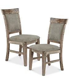 Glenn Side Chair (Set Of 2), Quick Ship