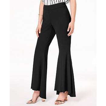 I.N.C. Flared Women's High-Low Pants