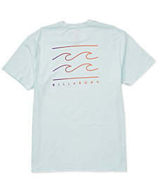 Billabong Men's Waves Graphic T-Shirt