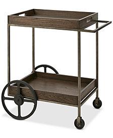 Hollister Bar Cart, Quick Ship