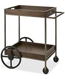 Kaden Bar Cart, Quick Ship