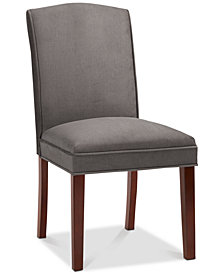 Cayson Dining Chair (Set Of 2), Quick Ship