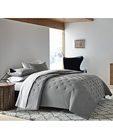 Marina Grey Quilt Collection