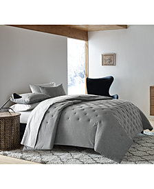 ED Ellen Degeneres Marina Grey Quilt Collection