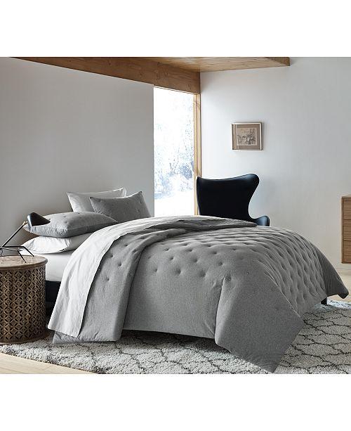 ED Ellen Degeneres Marina Grey Quilt Collection