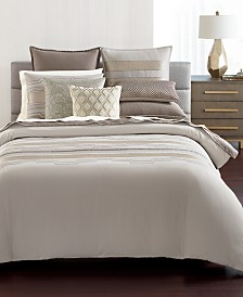 CLOSEOUT! Hotel Collection Como King Duvet Cover, Created for Macy's