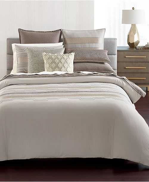 Hotel Collection CLOSEOUT! Como Bedding Collection, Created for Macy's