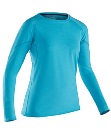 NRS Women's H2Core Silkweight Long-Sleeve Shirt from Eastern Mountain Sports