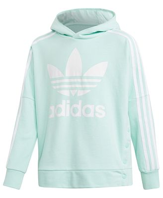 Adidas Big Girls Graphic Print Hoodie Sweaters Kids Macys